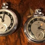 ingersoll london triumph pocket watch