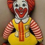 vintage advertising dolls
