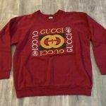 Vintage Gucci Sweatshirt