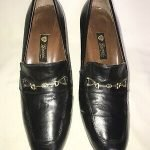 Vintage Gucci Loafers Womens
