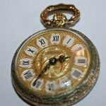 ingersoll ladies pocket watch