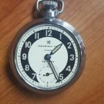 ingersoll triumph pocket watch repair