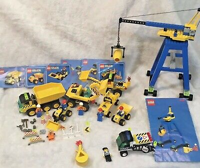 Vintage Lego City Sets