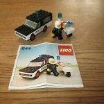 vintage lego sets 1970s