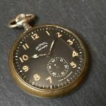 ingersoll defiance pocket watch