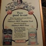 vintage kitchen advertising signs