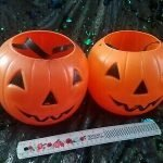 empire pumpkin blow mold