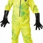 child hazmat costume
