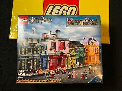 Lego Diagon Alley 2020
