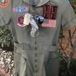 top gun outfit womens