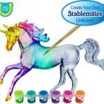 Breyer Stablemates Suncatcher Unicorn Craft Set