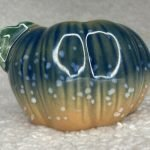 small ceramic pumpkins