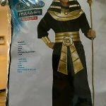 pharaoh costume headpiece