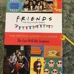 friends advent calendar tv show