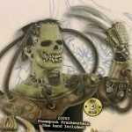steampunk halloween masks for adults