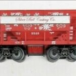 Lionel Christmas Train Set O Gauge
