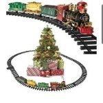 Christmas Train Set Decoration