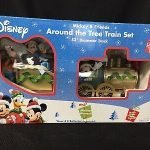 Christmas Train Set Disney