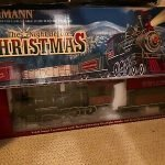 Christmas Train Set Large