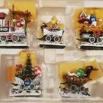 Christmas Train Set Displays
