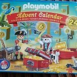 playmobil advent calendar pirates