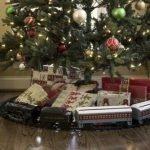 Christmas Train Set Electric