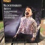 spirit halloween bloodthirsty betty