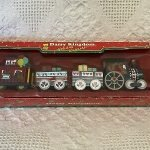 Christmas Train Set Holiday Express