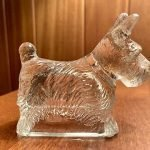 scottie dog glass collectibles