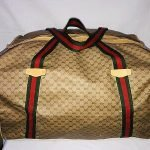 Vintage Gucci Duffle Bags