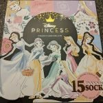 disney princess advent calendar 2019