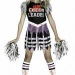 fun world zombie fearleader costume cheerleader costume