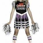 fun world zombie fearleader costume