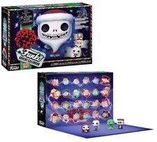 Funko The Nightmare Before Christmas Pocket Pop! Advent Calendar 24 Pc Set