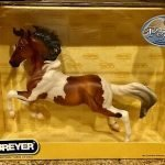 breyer silver treasure hunt