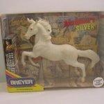 breyer lone ranger silver