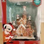 mickey mouse christmas advent calendar