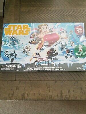 Star Wars Advent Calendar Micro Force