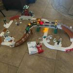Christmas Train Set Toy