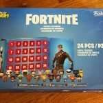 pop vinyl fortnite advent calendar