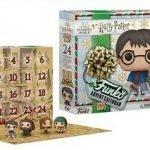 harry potter mini pop vinyl advent calendar
