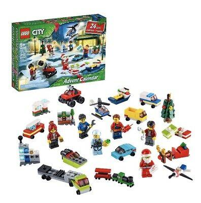 Lego City Advent Calendar 60268 Building Set