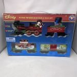 Disney Christmas Train Set Lionel