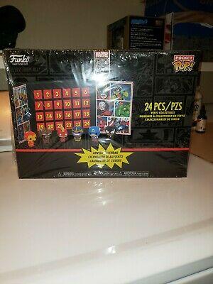 Funko Advent Calendar Marvel 80th Anniversary 24pc