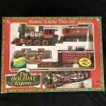 Christmas Train Set Musical