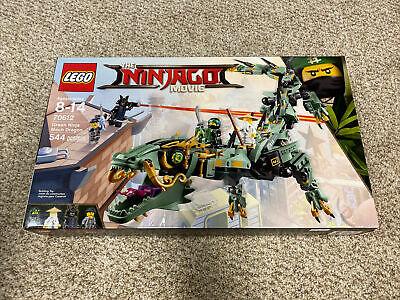 lego ninjago green dragon