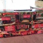 Christmas Train Set Remote Control
