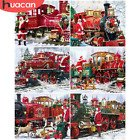 Christmas Train Set Pictures