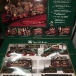 Christmas Train Set Village