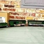 Ho Bachmann Thomas Christmas Express Train Set